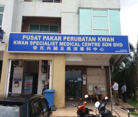Kwan Specialist Medical Centre Sdn Bhd